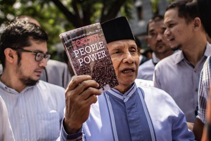 Amien Rais, karena Kau Lahir dari Rahim Muhammadiyah ...